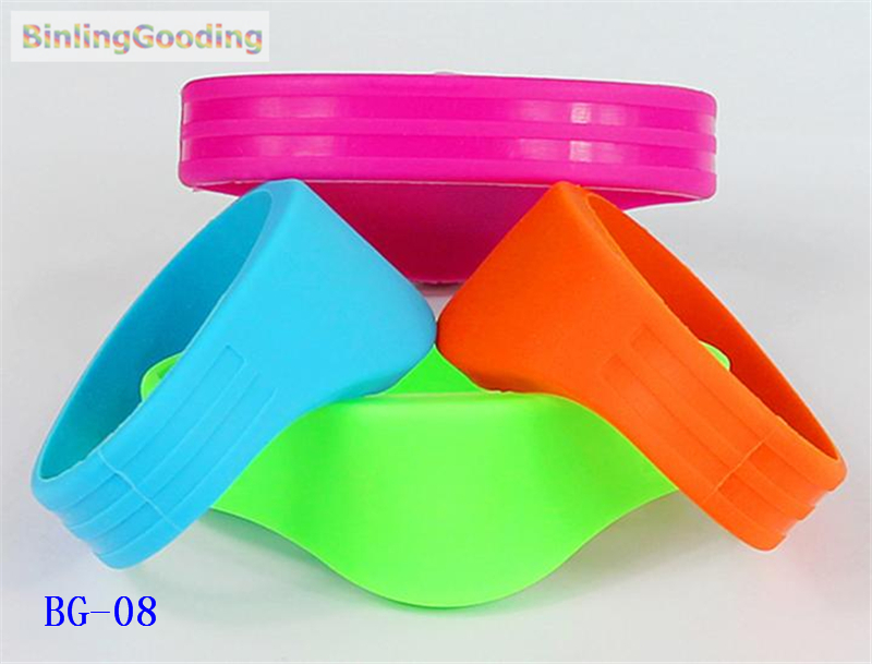 Aspiring Bg-08 100pcs/lot 125khz T5577/t5567/t5557 Rewritable Rfid Wristband Bracelet Copy Clone Id Card For Swimming Pool Sauna Room Gym Big Clearance Sale Access Control Cards