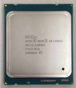 E5-1650 Best quality Original E5 1650 3.20GHZ 6-Core 12MB SmartCache DDR3 1600MHz FCLGA2011 TPD 130W 1 year warranty