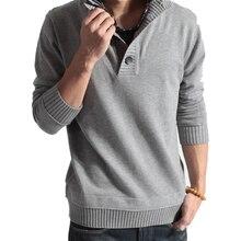 Мужской пуловер мужской бренд повседневное тонкий свитеры для женщин для мужчин поддельные двойка сетки сплошной цвет хеджирования