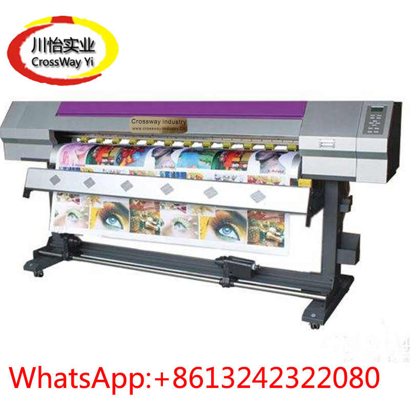 DX5 DX7 Kepala Eco Solvent Outdoor Printer