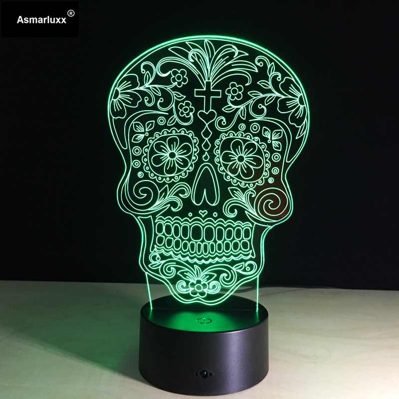 Asmarluxx 3D Night Lamp00374