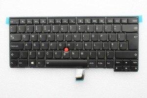 Image 1 - 新しいオリジナル用IBMレノボthinkpad t440 t440s t431s T440P t450 T450S t460バックライトキーボード英国英語04 × 0168 04 × 0130 0C43973
