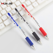 Ballpoint Pen 36Pcs Fashion Creative Touch Oily Refill 0.7mm Mark Exam Student Stationery Office Supplies BP-9015