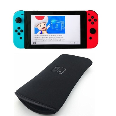 soft protect pack sponge bag for nintendo switch NS game console