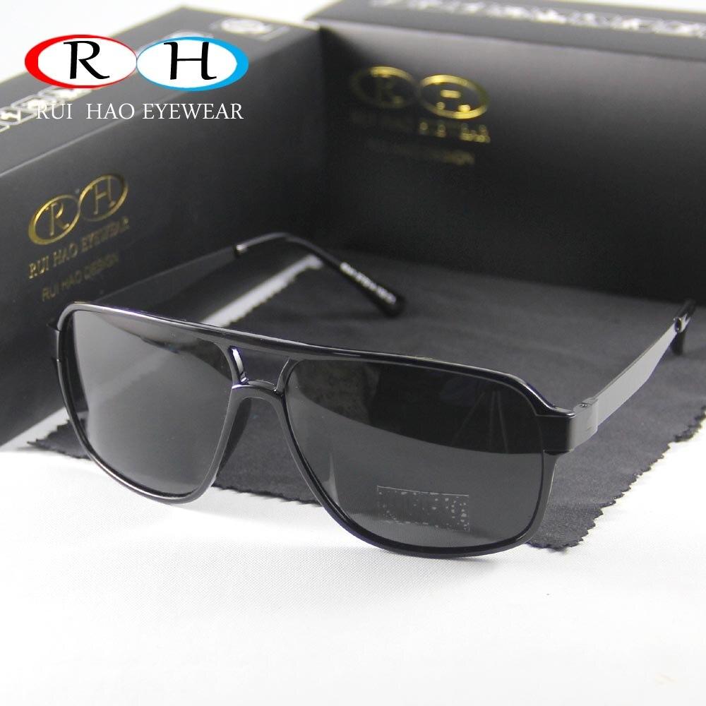 Double beam Sunglasses Men Polarized Sunglasses Driving Glasses Mens Aviator Goggles Super Light Sun Glasses oculos de sol 6041
