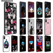 WEBBEDEPP Sally Face Game Soft Silicone Case for Xiaomi Redmi Note 7 6 6A 5 4 4X 4A 5 S2 Plus Pro Lite for Redmi Go(China)