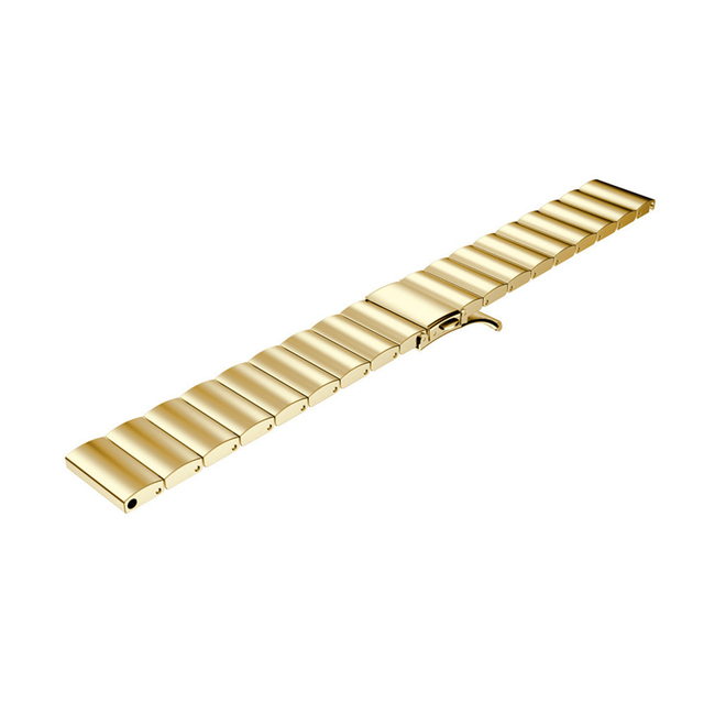 Solid Metal Stainless Steel Watch Band 20mm Strap for Samsung Gear Sport SM-R600 Gear S2 Classic | Watchbands