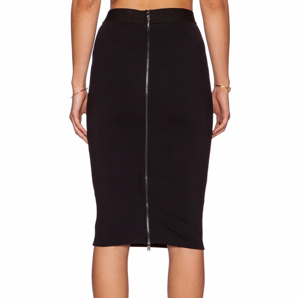 Autumn Skirt 2017 Skirts Women Saia OL Office Skirt Knee ...