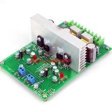 GZLOZONE Hi-end L15DX2 стерео усилитель доска IRS2092 IRAUDAMP7S 125 Вт-500 Вт- подача заявки на L10-34