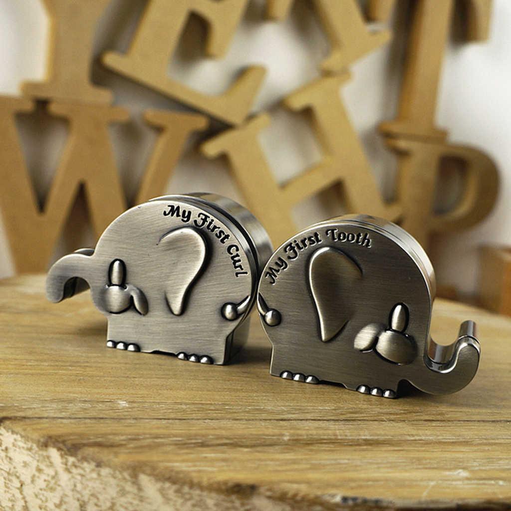 MagiDeal My First Tooth & Curl набор серебряных брелоков Keepsake для мальчиков и девочек, новинка, подарок на день рождения, игрушка 7 видов