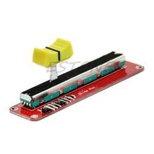 OOTDTY Electronic Sliding Potentiometer Module Adjustable Potentiometer Module for Arduino