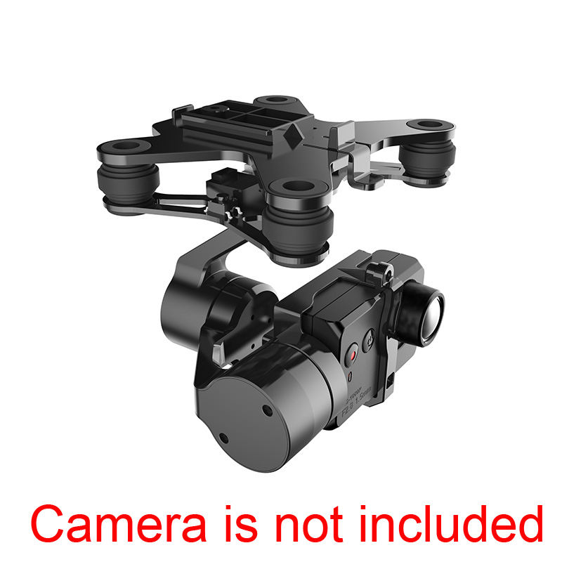 Original 3 Axis Gimbal For Hubsan X4 PRO H109S RC Drone Quadcopter H109S-21 for H109S PROFESSIONAL/ADVANCED/ STANDARD Edtion original hubsan x4 pro h109s fpv rc drone quadcopter spare parts power adapter balance charger set h109s 53 h109s 54 h109s 55