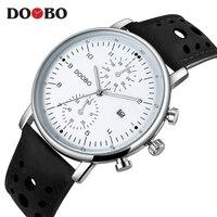 DOOBO Wrist Watches Top Brand Fashion Luminous Sport Watch Men Watch Auto Date Waterproof Men S
