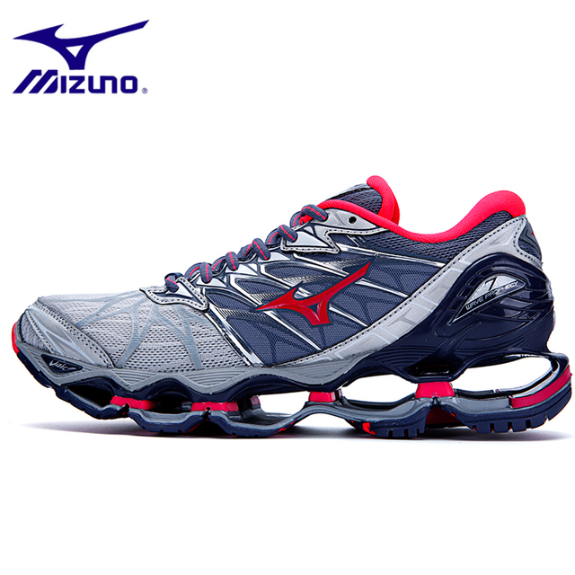 buy online bb3d0 c1703 Mizuno Wave Prophecy 7 Professional Women Shoes 3 Colors Outdoor Cushion Running  Shoes Women Weightlifting Shoes Size 36-41