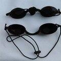 Preto Eyepatch Luz Laser de Proteção Óculos de Segurança Óculos de Proteção ocular Paciente Clínica OPT e-luz DA Beleza DO IPL
