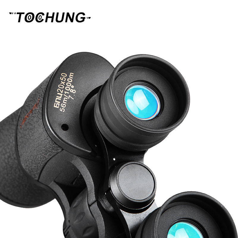 Russian binoculars baigish 20x50 HD powerful Military binocular telescope zoom telescope lll night vision for Hunting camping