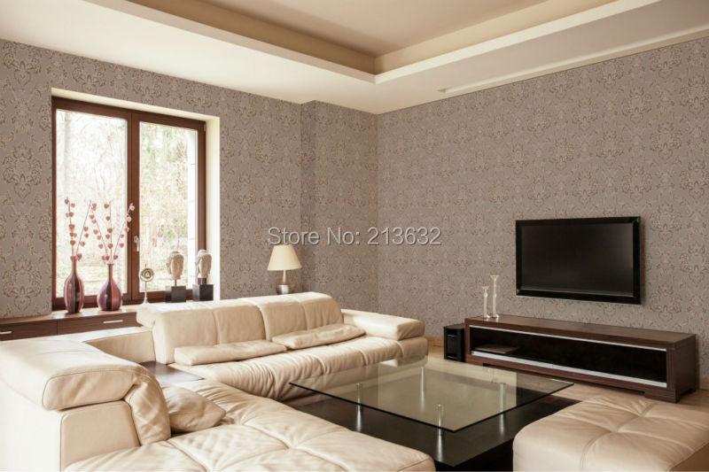 US $24.89 10% OFF|ZXqz 59 vinyl tapete stein wohnzimmer ziegel wand holz 3d  ziegel stil zimmer dekor tapeten wandverkleidung Most kostenloser ...