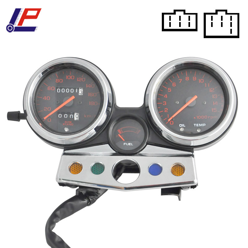 цена на LOPOR For CB400 1995-1998 CB 400 95 96 97 98 Motorcycle Gauges Cluster Speedometer Tachometer Odometer Instrument Assembly