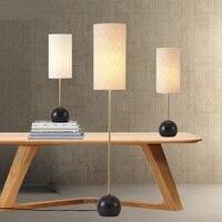 Nordic lâmpada de assoalho moderna sala de estar quarto fashion lâmpada de cabeceira led vertical chão luz ZA8161
