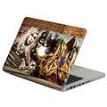 """Музыка граффити девушка ноутбука наклейка стикера кожи для MacBook Pro Retina 11 """" 13 """" 15 """" винил Mac чехол тела полное покрытие кожи"""