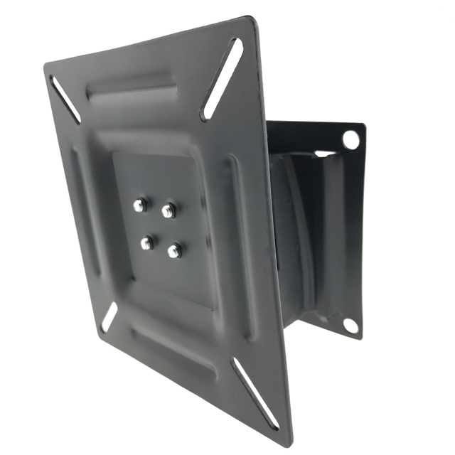 Tv Wall Mount Swivel Bracket Stand For 14 24 Inch Lcd Led Flat Panel Plasma Holder