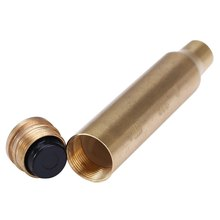 Golden High Quality Red Laser Dot 223 Boresighter REM Brass Laser Bore Sight For Hunt Hunting