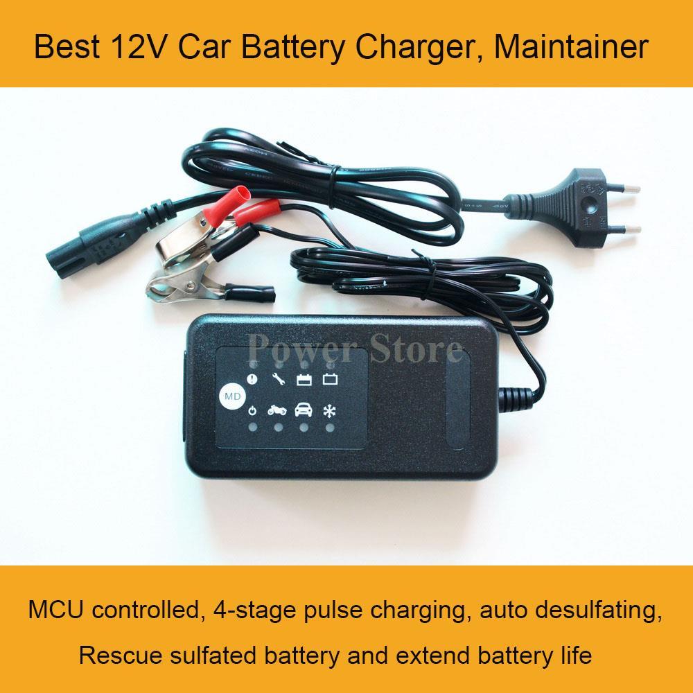 12v Car Battery Charger 12v Motorcycle Battery Charger