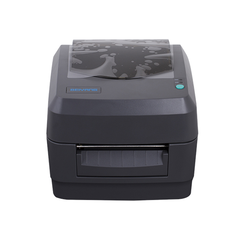 BTP-L42 110mm label printer with usb, serial port  replace godex EZ-1105 thermal transfer sticker printer promotional impressora стоимость
