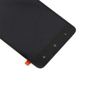 Image 4 - Para Xiaomi Redmi 4A pantalla LCD digitalizador de pantalla para Xiaomi Redmi 4A accesorios de reparación de componentes de Smartphone + envío gratis