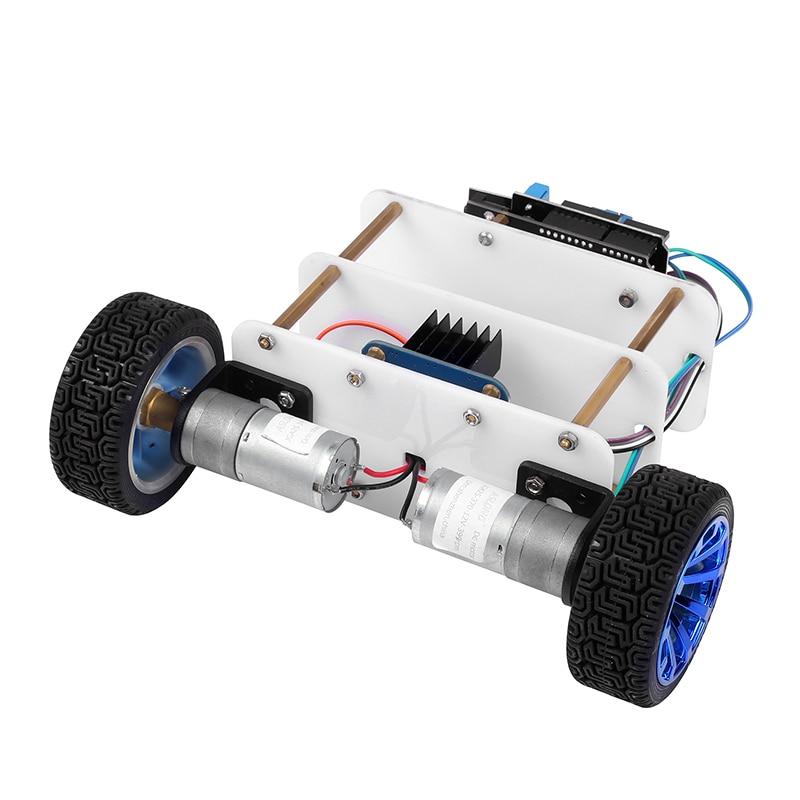 Building a self balancing bot Bajdicom