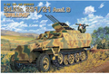 "DRAGON 1:35 Scale 6217 Sd.Kfz.251/21 Ausf. D ""Drilling"""