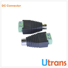 CCTV Accesory 10pcs/Lot DC Connector DC Lead Female