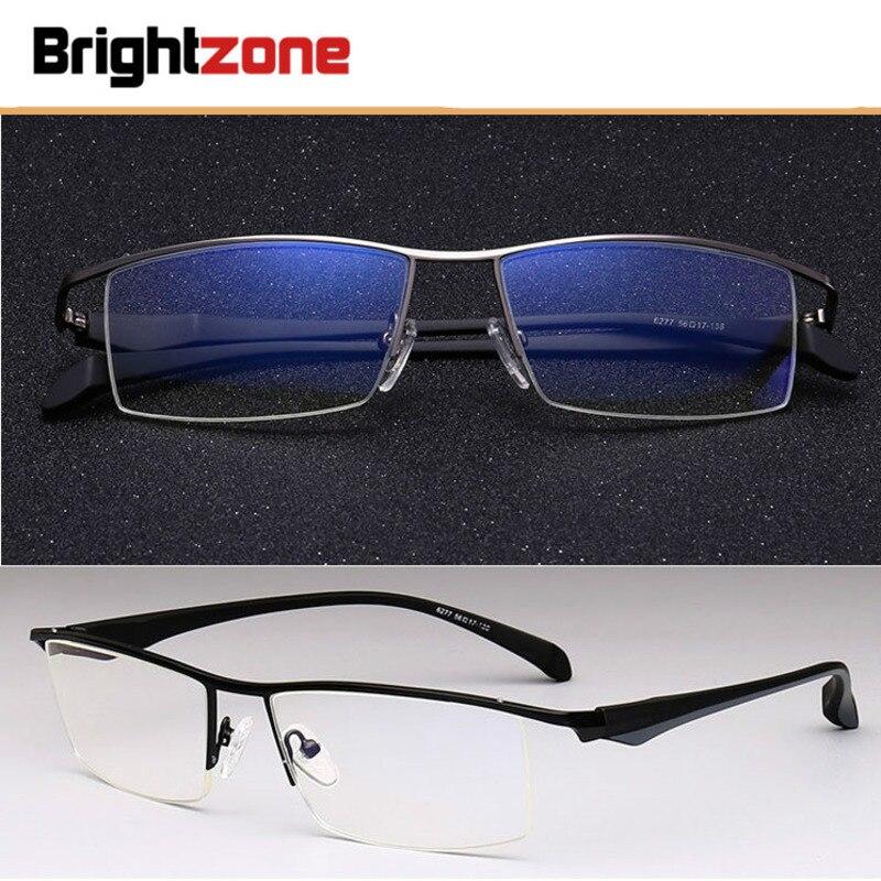 Brightzone Marca Homens Mulheres Óculos Espelho Anti Luz Azul Jantes de  Proteção Do Computador Óculos Ópticos a847e86540