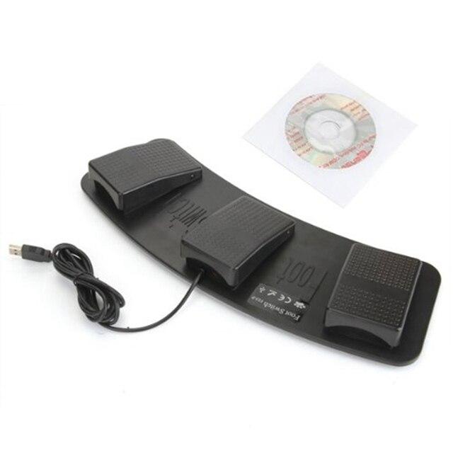 FS3 P usbペダルコントロールキーボードマウスプラスチック