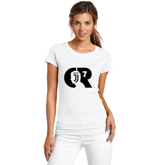 best service 867bc 733a5 cristiano ronaldo shirts for women
