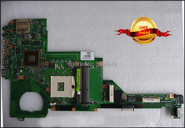 Top quality , For HP laptop mainboard DV4 V4-5000 676758-001 laptop motherboard,100% Tested 60 days warranty for hp laptop motherboard 6570b 686975 001motherboard 100% tested 60 days warranty