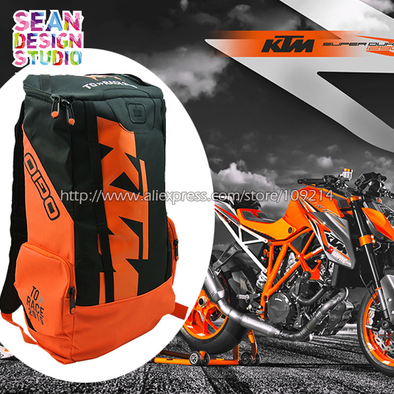 FOR KTM Racing Motocross OEM Backpack Bicycle Sport Pack RC200 250 390 690 990 1050 1090 1190 1290 DUKE ADVENTURE 2003-2018 motorcycles adjustable steering stabilizer damper for kawasaki z800 z1000 yamaha tmax500 530 ktm duke 250 990 superduke 690 duke