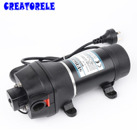 FL 32 FL 33 110v 220v Ac Diaphragm Mini Submersible Pump Automatic Switch 20m Lift High