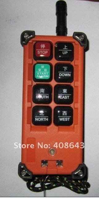 'industrial remote control /Hoist remote control F21-E1