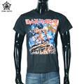 Punk Youth Brand Men Summer Fashion Streetwear Iron Maiden 3D T Shirt Casual O-neck T-Shirts Tees Very Cool