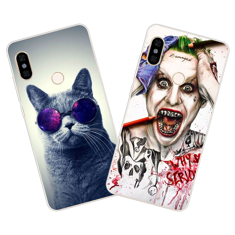 xiaomi mi mix 3 Case,Silicon Super cool cartoon Painting Soft TPU Back Cover for xiaomi mi mix 3 protect cases shell