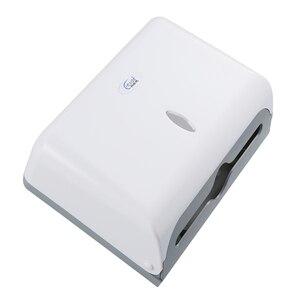 Image 2 - קיר רכוב אמבטיה תיבת נייר רקמות מיכל נייר מגבת מתקן רקמות תיבה מחזיק
