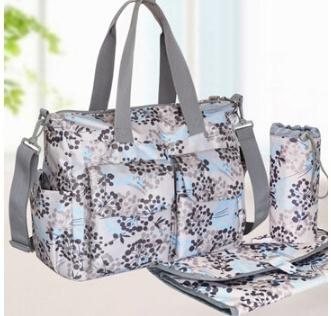 2016 Nuevo diseño del bebé bolsas de pañales para mamá bebé de viaje Bebe nappy bolsos organizador bolsa de cochecito para Embarazos de maternidad momia bolsa