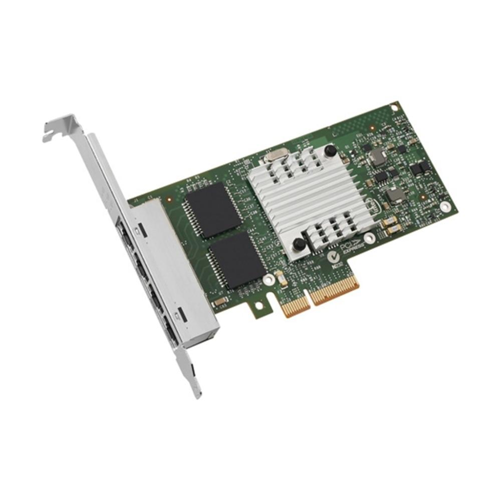 bilder für I340-T4 E1G44HT E1G44HTBLK Gigabit Ethernet Server Adapter-PCI Express