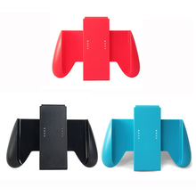 Untuk Nintendo Switch Controller Handle grip bracket Joy-Con Plastik Handle Holder Bracket Untuk Nintend joystick
