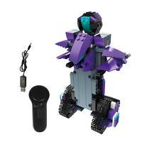 BB13003 DIY Assembled Electric Robot Robert M3 333PCS 2.4G Four Way Remote Control Assembled Building Blocks