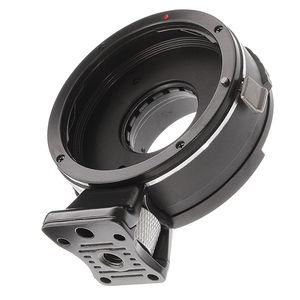 Image 5 - 캐논 eos ef 렌즈 용 내장 조리개 렌즈 어댑터 링 m4/3 마이크로 4/3 gh5 gf6 g7 E M5 E M5 ii E PL1 카메라