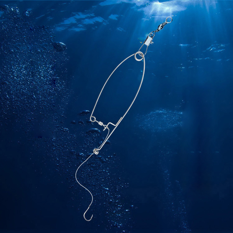 Sular ve genel, tüm otomatik balık kancası, buluşu seviyorum, patent Li Huoming hız kancası, kanca godgo balıkçılık