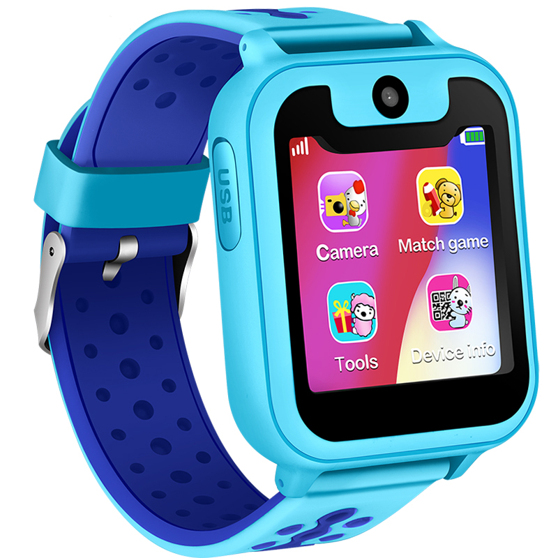 LIGE Children Smart Watch Baby Watch LBS Position Tracker SOS Emergency Phone Call Girl Boy Kids Smart Watch Support SIM Card