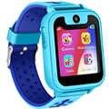 LUIK Kinderen Smart Horloge Baby Horloge LBS Positie Tracker Sos Telefoontje Meisje Jongen Kinderen Slimme Horloge Ondersteuning SIM kaart